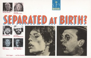 Review Separated At Birth by Spy Magazine MOBI