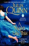 A Night Like This (Smythe-Smtih Quartet, #2)