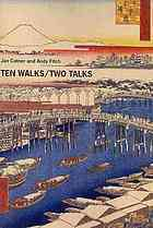 Free online download Ten Walks/Two Talks by Jon Cotner, Andy Fitch PDF
