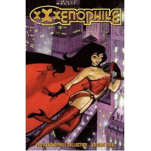The XXXenophile Collection Vol. 2 by Phil Foglio