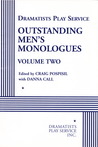 Outstanding Men's Monologues, Volume Two