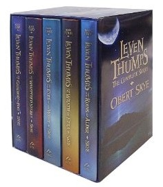 Leven Thumps- The Complete Series by Obert Skye