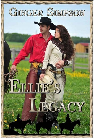 Ellie's Legacy by Ginger Simpson