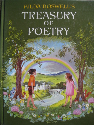 Hilda Boswell's Treasury Of Poetry