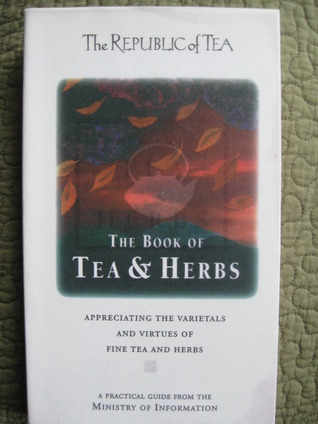 Book of Tea and Herbs