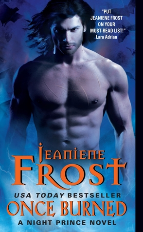 Night Prince, Once Burned, Jeaniene Frost