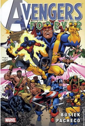 Avengers Forever by Kurt Busiek