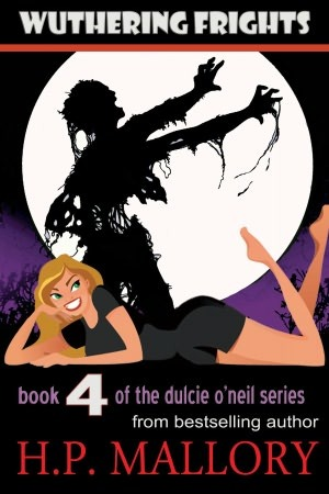 Wuthering Frights (Dulcie O'Neil, #4)