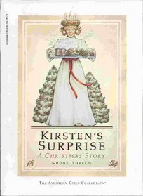 Kirsten's Surprise: A Christmas Story (American Girls: Kirsten, #3)