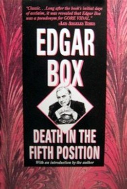 Death in the Fifth Position by Edgar Box