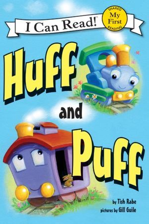 Huff and Puff [NookBook] by Tish Rabe