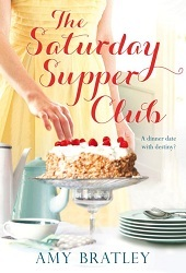 The Saturday Supper Club by Amy Bratley