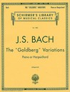 Goldberg Variations: Piano Solo (Schirmer's Library of Musical Classics)