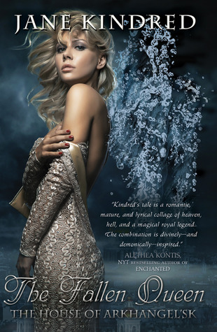 The Fallen Queen by Jane Kindred