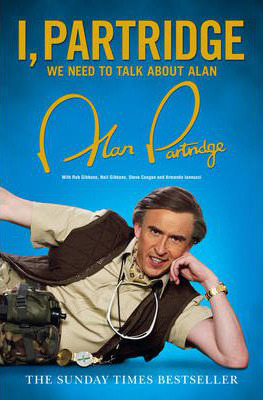 I, Partridge by Rob Gibbons