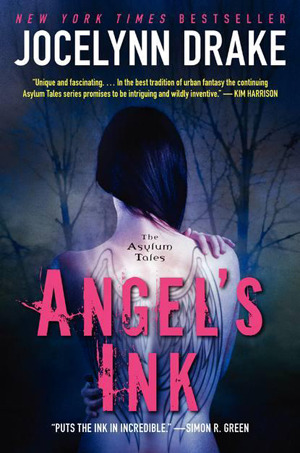 12947735 Mel reviews Angels Ink (The Asylum Tales #1) by Jocelynn Drake