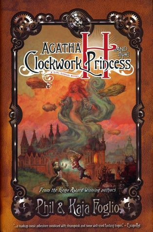 Agatha H and the Clockwork Princess