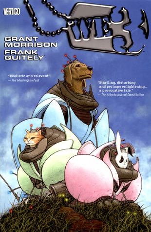 We3 by Grant Morrison