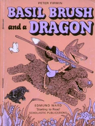 Basil Brush And A Dragon by Peter Firmin