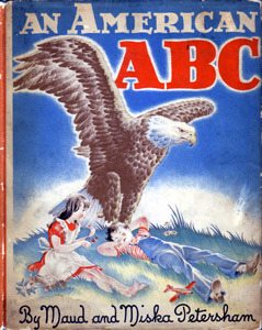 An American ABC by Maud Petersham