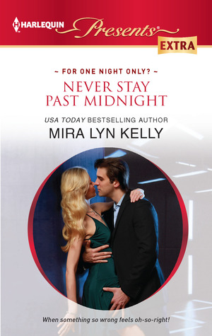 Never Stay Past Midnight by Mira Lyn Kelly