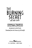 The Burning Secret and other stories by Stefan Zweig
