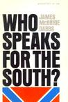 Who Speaks For The South?