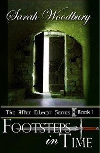 Footsteps in Time (After Cilmeri #1)