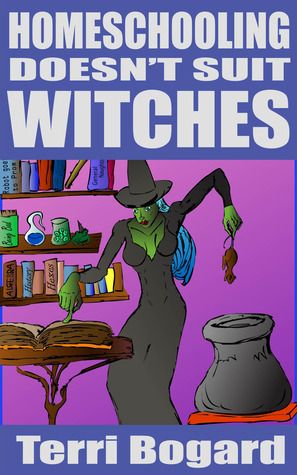 Home Schooling Doesn't Suit Witches (Monster Exchange Program)