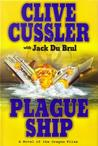 Plague Ship (The Oregon Files, #5)