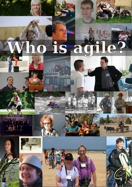 Who Is Agile by Yves Hanoulle