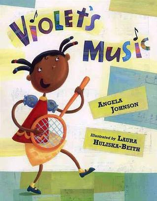 Violet's Music by Angela Johnson