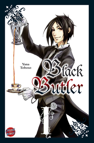 Black Butler, Band 1 by Yana Toboso