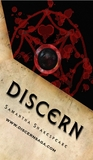 Discern by Samantha Shakespeare