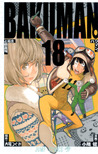 Bakuman, Vol. 18 by Tsugumi Ohba