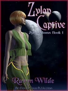 Zylan Captive by Ravyn Wilde
