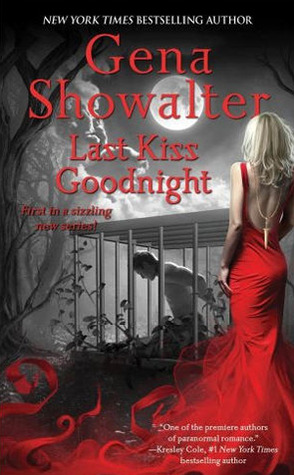 Audiobook Review: Last Kiss Goodnight  (Otherworld Assassin #1) by Gena Showalter