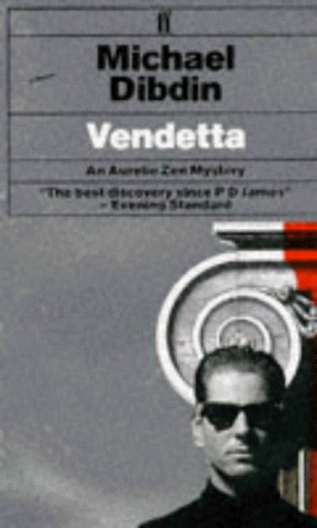 Find Vendetta (Aurelio Zen #2) PDF by Michael Dibdin