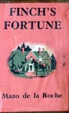 Finch's Fortune (Whiteoaks of Jalna, #9)