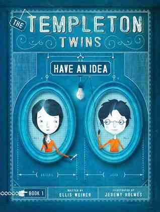 the templeton twins have an idea by ellis weiner book cover