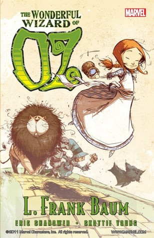Oz by Eric Shanower