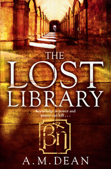 The Lost Library by A.M. Dean