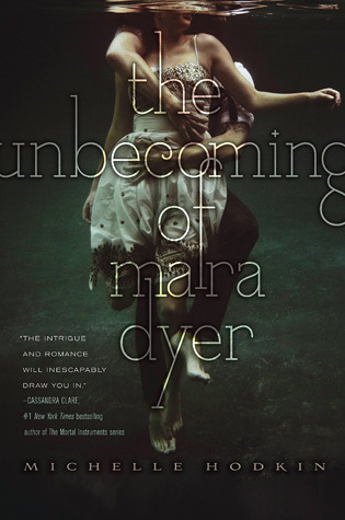 The Unbecoming of Mara Dyer - Michelle Hodkin epub download and pdf download