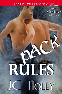 Pack Rules (City Wolves, #1)