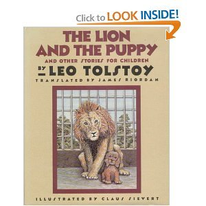 Lion and the Puppy and Other Stories for Children