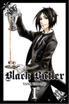 Black Butler, Volume 01 by Yana Toboso
