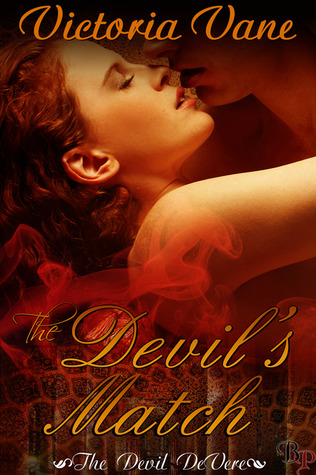 The Devil's Match (The Devil DeVere #4)