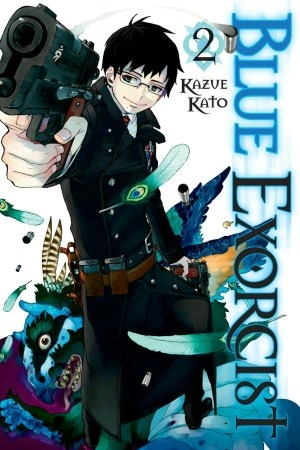 Blue Exorcist, Volume 2 by Kazue Kato