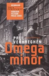 Omega Minor by Paul Verhaeghen