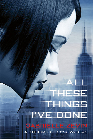Download free All These Things I've Done (Birthright #1) CHM